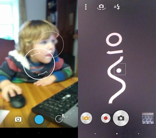 camera comparison xperia Z1 vs Nexus 5 3