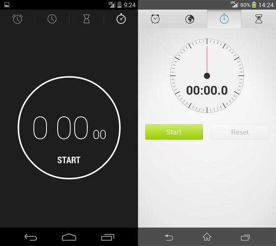 clock comparison 1