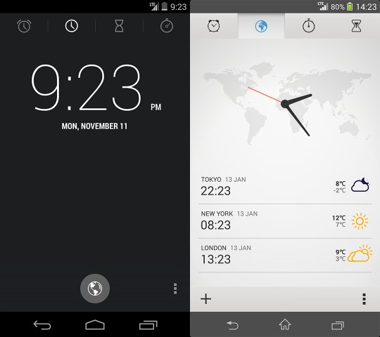 clock comparison 3