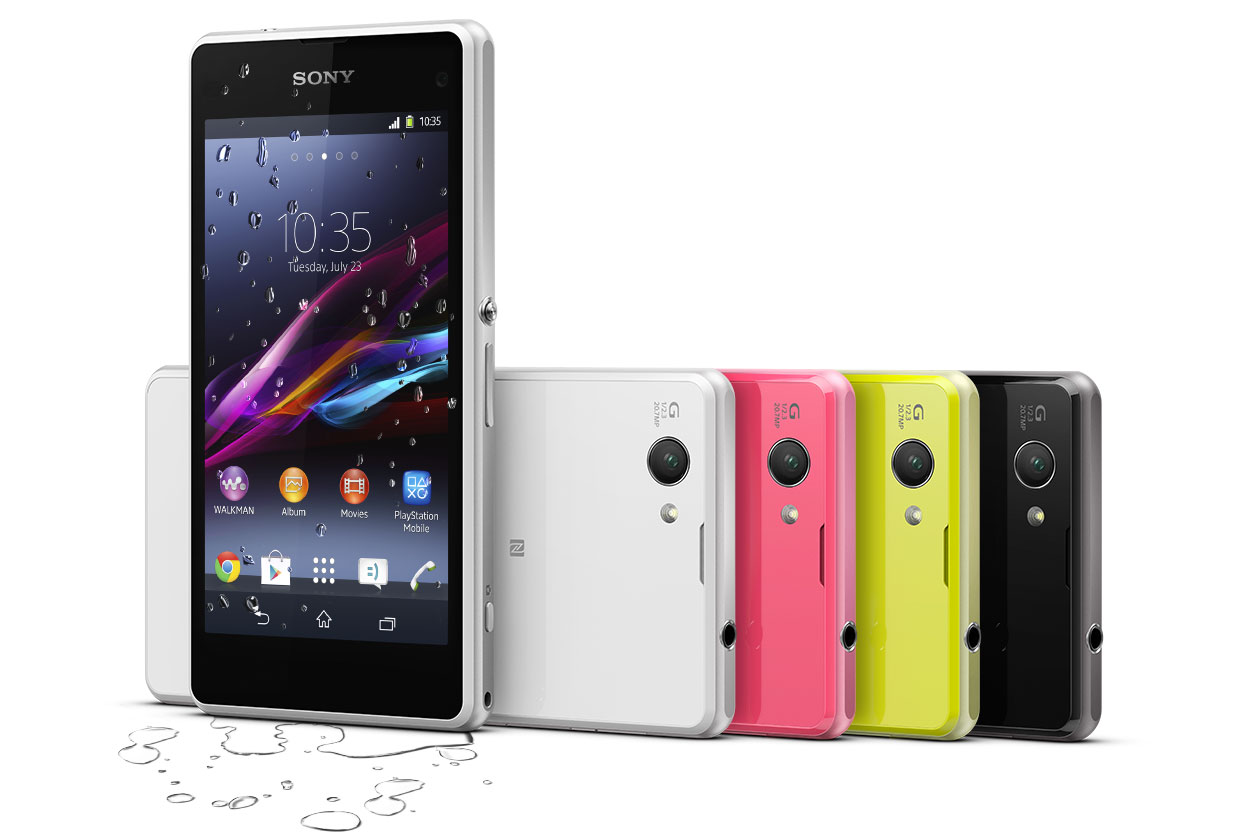 xperia Z1 compact all colors