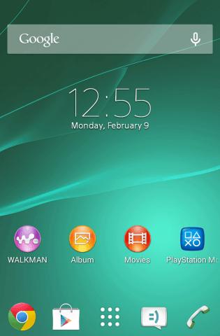 обновление Xperia z1 compact до Android 4.4.2 KitKat