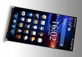 """возможно будущий экран флагмана Xperia JDI 5.5"""" WQHD дисплей"""