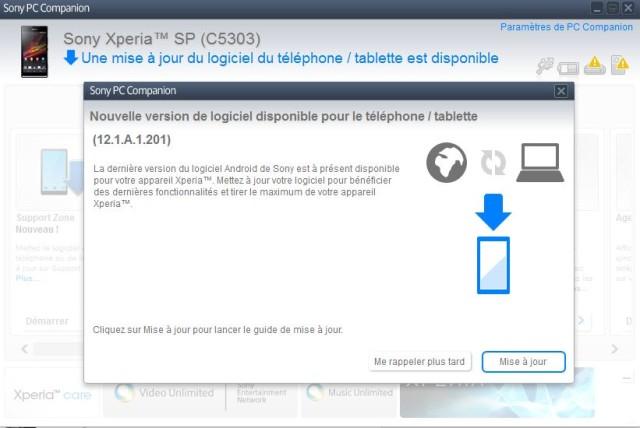 загрузить прошивку Xperia SP 12.1.A.1.201