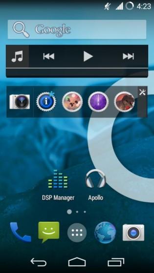 Smart Social Camera от Xperia Z2 портирована на CyanogenMod 11