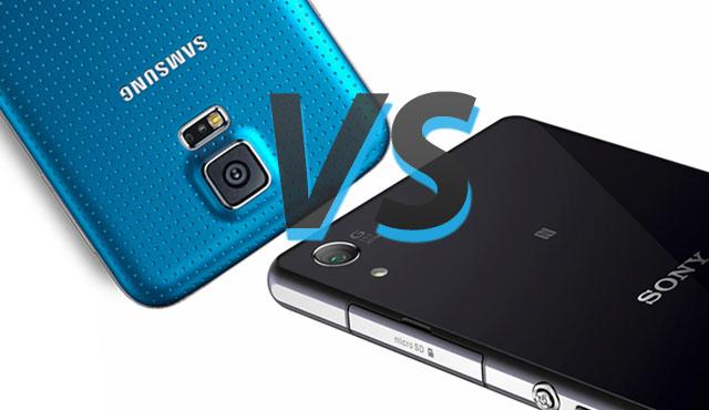 Сравнение камер Sony Xperia Z2 vs Samsung Galaxy S5