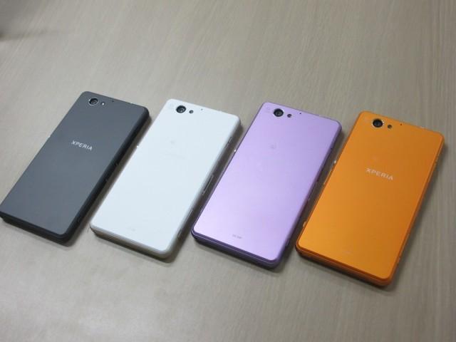 живые фото Xperia A2 все цвета