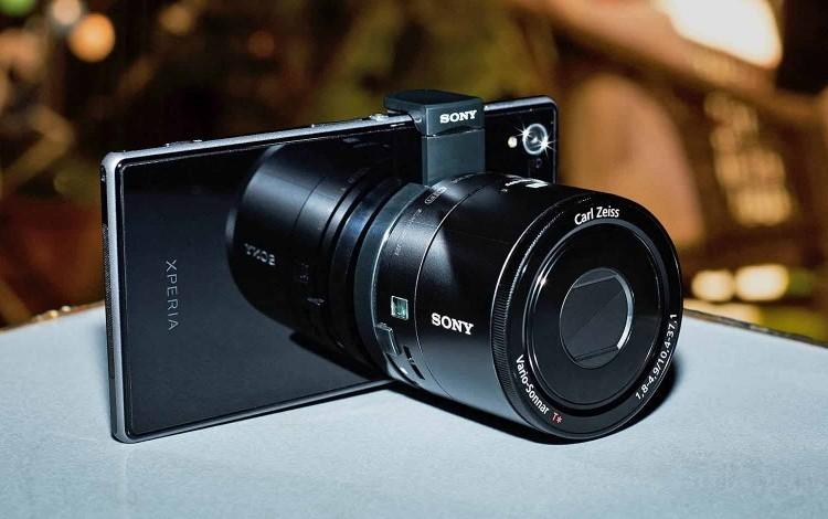 Sony работает над новым съемным объективом из линейки QX c 30-кратным зумом