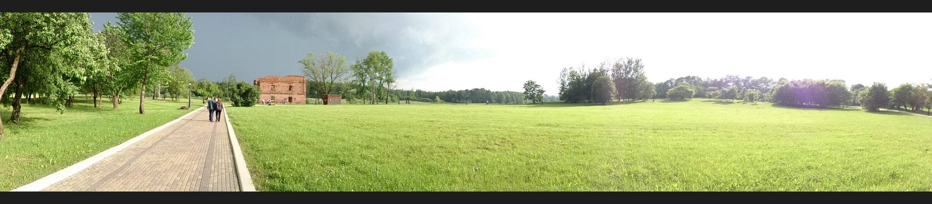 Обзор Xperia Z2, камера, панорама
