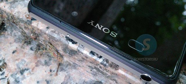 Обзор Xperia Z2, светодиодный индикатор