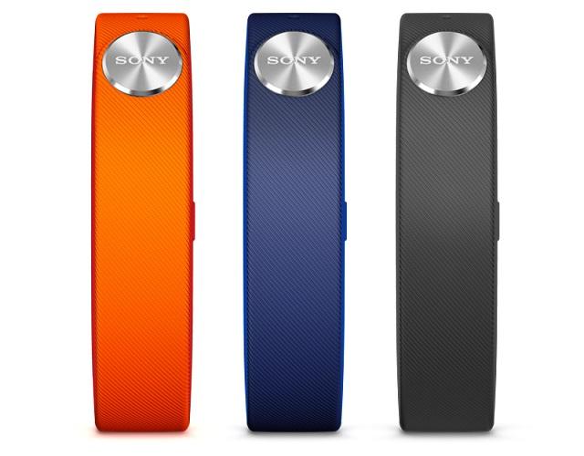 Дополнительные ремешки SWR110 для SmartBand уже в продаже, комплект Classic