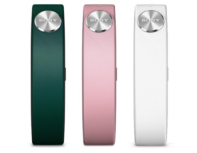 Дополнительные ремешки SWR110 для SmartBand уже в продаже, комплект Fashion