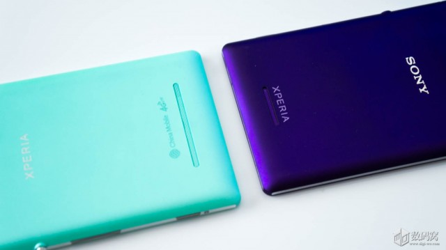 Живые фото селфи-смартфона Xperia C3 и сравнение с Xperia T3
