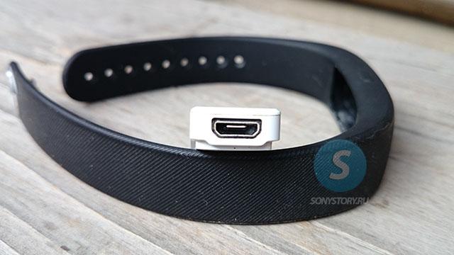 Обзор умного браслета Sony SmartBand SWR10