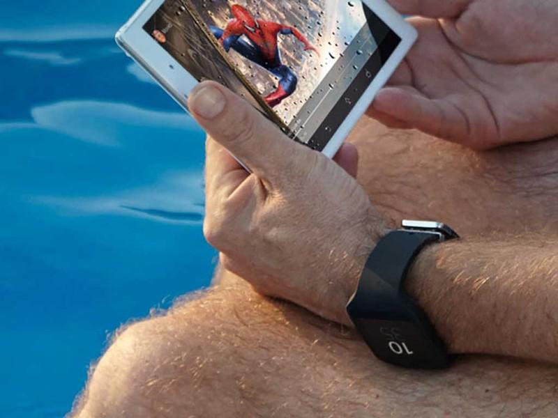 Sony засветили новый SmartWatch 3 и компактный планшет Xperia Z3 Tablet Compact
