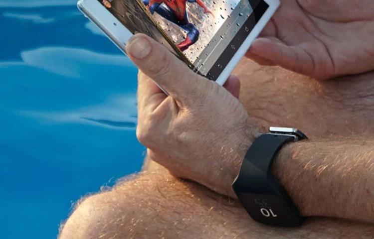 Sony засветили SmartWatch 3 и компактный планшет Xperia Z3 Tablet Compact