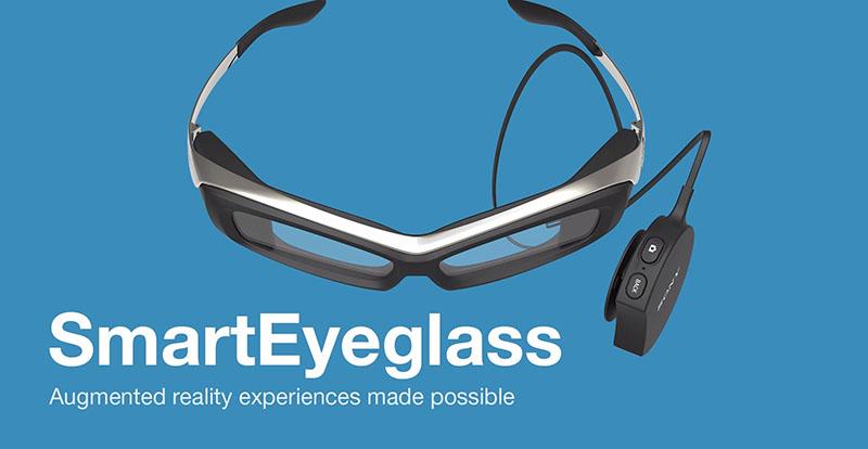 Sony выпустили Software Development Kit (SDK) для SmartEyeglass