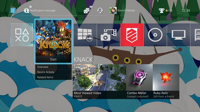 Обновление прошивки PlayStation 4 System Software 2.0 - основные нововведения