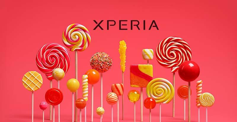 Android 5.1 Lollipop вышел на Xperia Z3 и Xperia Z2 серии
