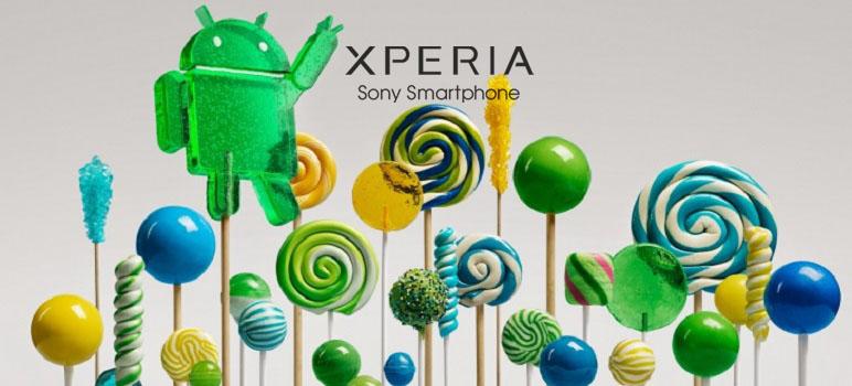 Обновление Android 5.1 запустили для Xperia Z3