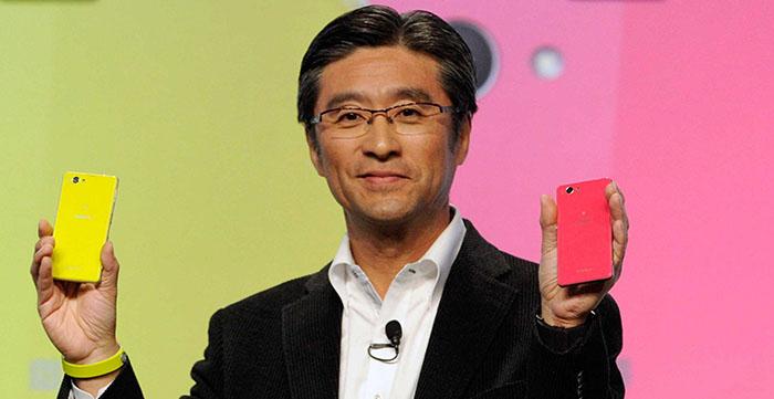 Sony меняет главу своего мобильного подразделения