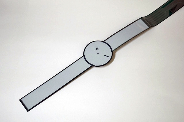 Sony разрабатывает новые умные часы с технологией E-Ink