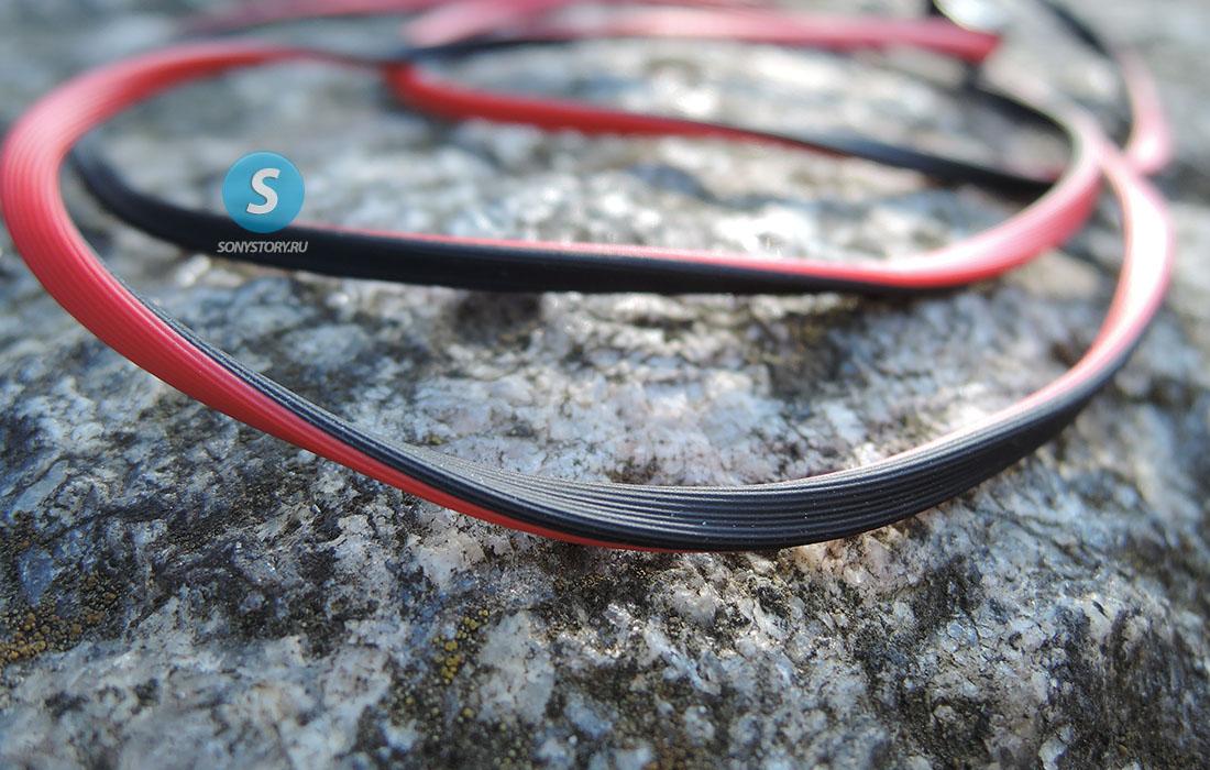 Обзор гибридных наушников Sony XBA-H1