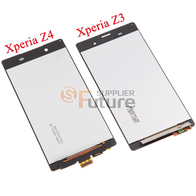 Утечка: снимки лицевой LCD панели Xperia Z4