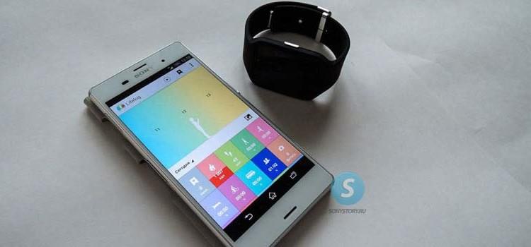 Распаковка и первый взгляд на Sony SmartWatch 3 SWR50