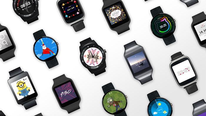 Новый апдейт для Android Wear: еще больше циферблатов