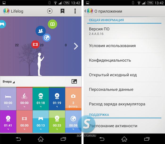 Обновление LifeLog добавляет поддержку GPS для Android Wear устройств