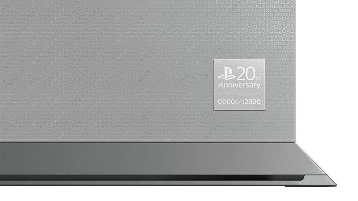 Sony представила PlayStation 4 20 Anniversary Edition