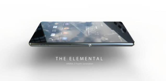 Реальное фото Xperia Z4? Утечка из будущего фильма