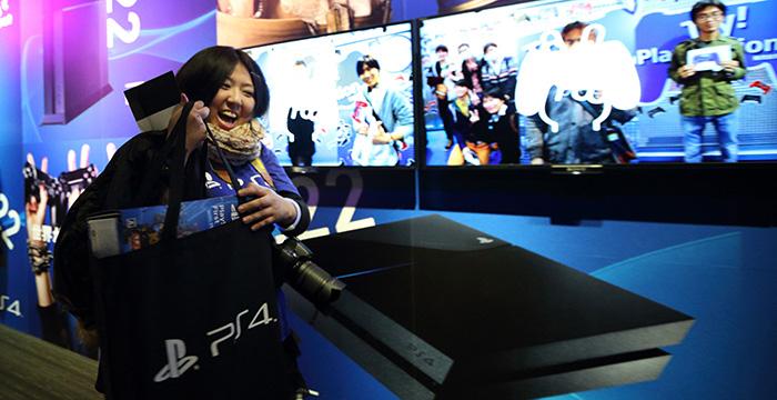 Sony продали 18.5 млн приставок PlayStation 4