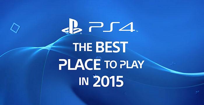 Тизер 15 лучших эксклюзивных игр на PlayStation 4 в 2015 году