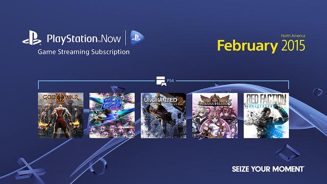 В PlayStation Now появилось пять новых игр