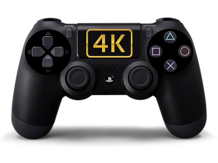 SONY-PlayStation-4K