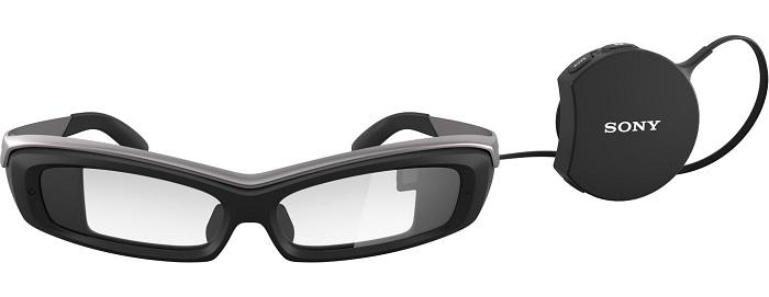 Sony SmartEyeglass Developer Edition появятся в свободной продаже