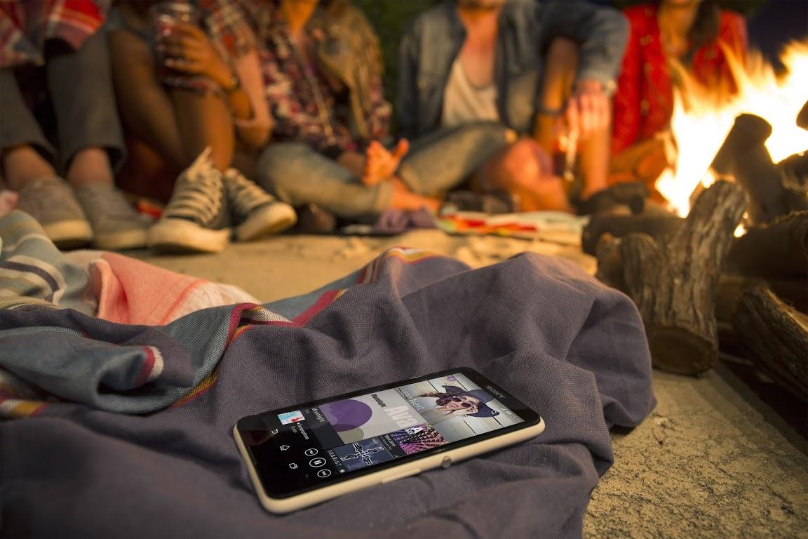 Анонс Xperia E4 - бюджетный OmniBalance