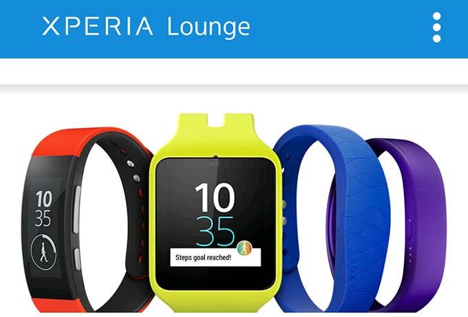 Обновление Xperia Lounge (3.0.0) приносит Material Design