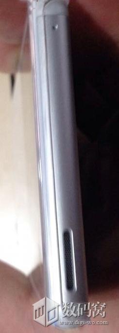 Утечка: живые снимки белого Xperia M4 Aqua