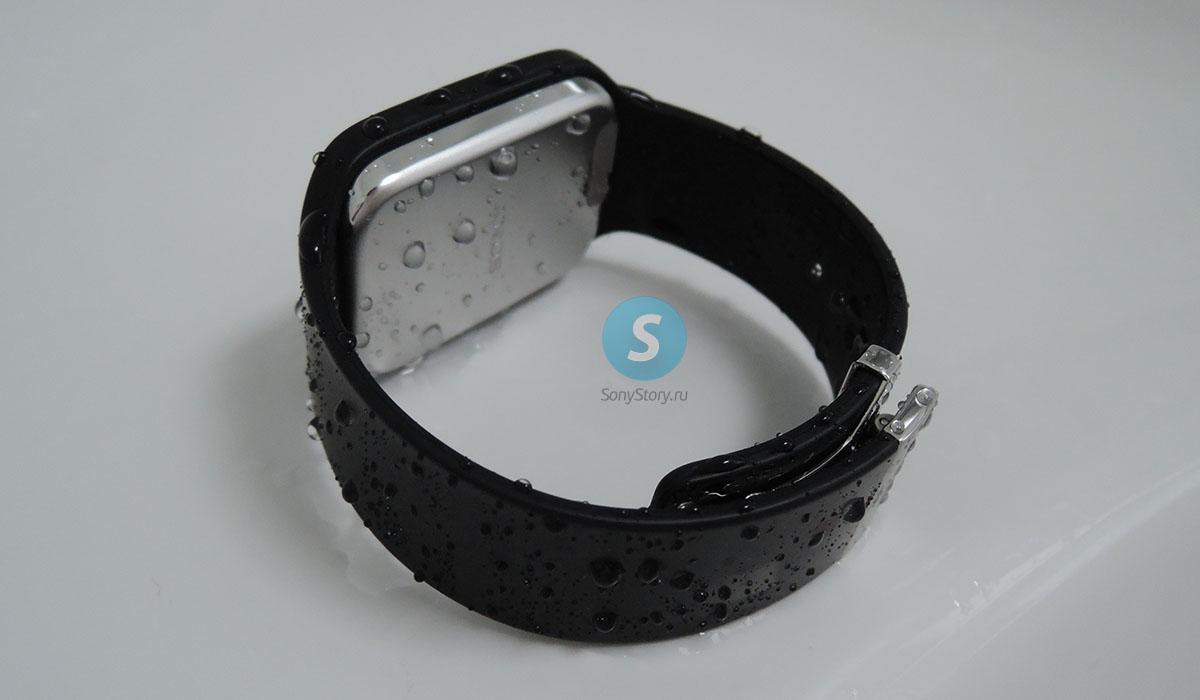Опыт использования Sony SmartWatch 3 SWR50