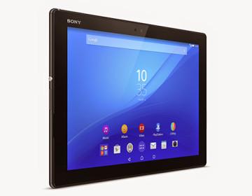 Обновление прошивки Xperia Z4 Tablet