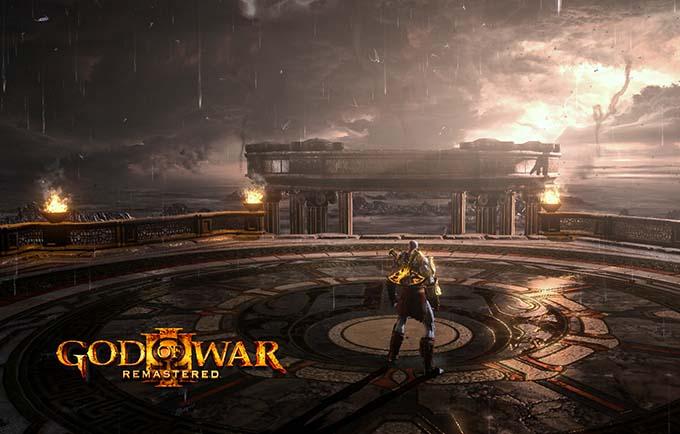 God Of War 3 Remastered выйдет на 14 июля