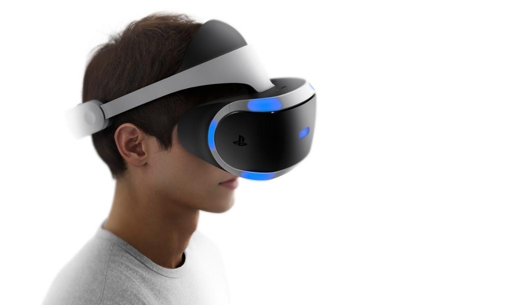 Продажи шлема виртуальной реальности Sony Morpheus стартуют уже в 2016 году