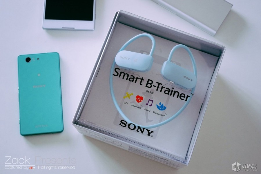 Распаковка и живые фото Sony Smart B-Trainer SSE-BTR1