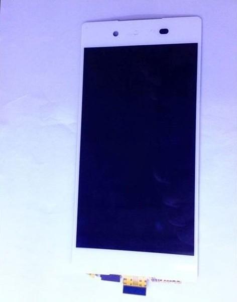 Новая утечка фото передней панели Xperia Z4