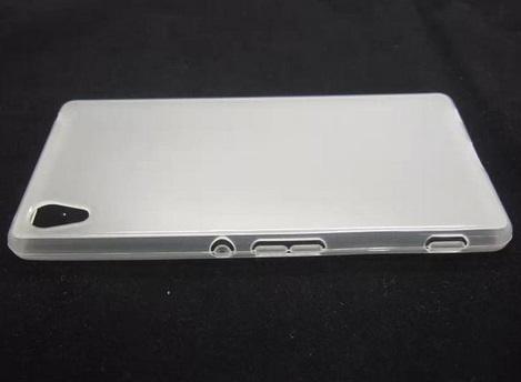 Живые фото предполагаемого чехла для Xperia Z4
