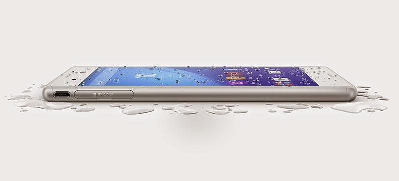 Анонс Xperia M4 Aqua - SonyStyle доступный всем