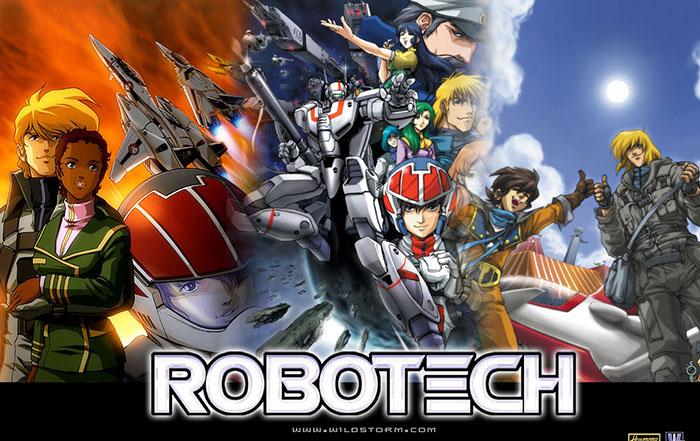 Sony Pictures экранизирует легендарный аниме-сериал Robotech