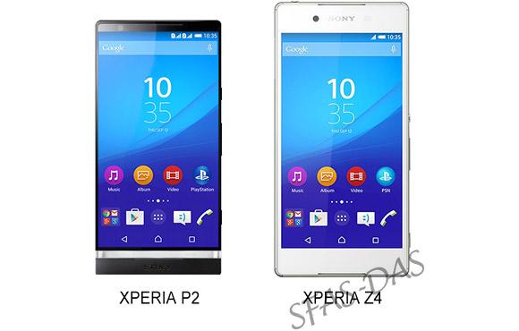 Вместо международной версии Xperia Z4 могут показать новый Xperia P2